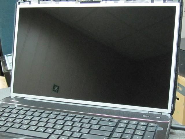 Глянцевый экран