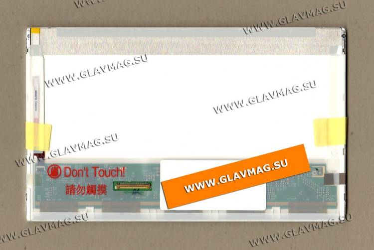 Матрица CLAA101NB01 10.1 WSVGA LED