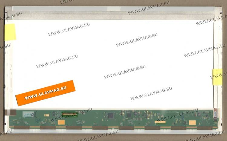 Матрица (экран) для ноутбука HP-Compaq PAVILION DV7-2080EV 17.3 WXGA++ LED Video connector left side